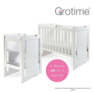 Grotime Overture Bassi-Crib Package