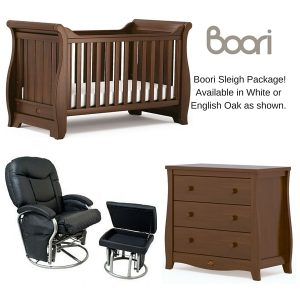Boori Sleigh Nursery Package
