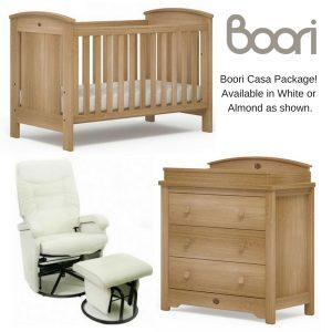 Boori Casa Nursery Package