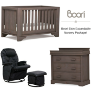 Boori Eton Expandable Nursery Package