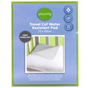Playette Travel Cot Waterproof Pad