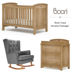 Boori Casa Nursery Package