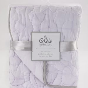 PINWHEEL VOILE QUILT ORCHID HUSH (PACKAGED) CL2002Q