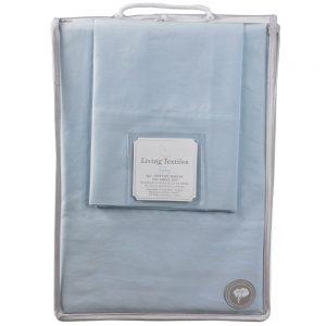ltc-premium-cotton-poplin-sheet-set-3pc-cot-blue