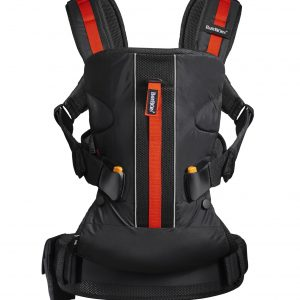 Baby Carrier One Outdoors - Black (1)