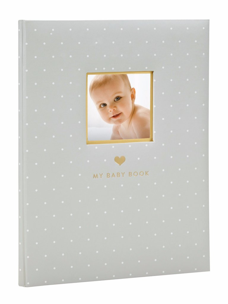 Pearhead Sweet Welcome Baby Book
