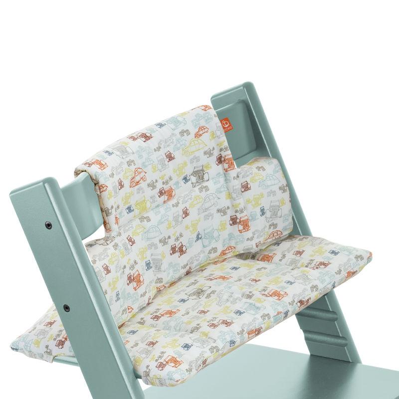 stokke tripp trapp cushion babyroad. Black Bedroom Furniture Sets. Home Design Ideas
