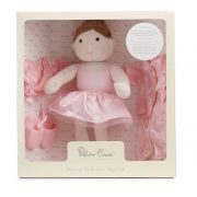 Silver Cross Darcey Dress Up Ballerina Rag Doll