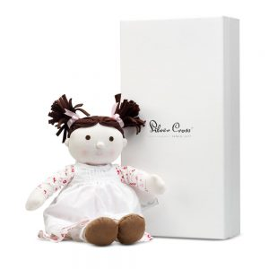 Silver Cross Bronte Rag Doll