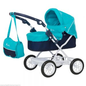 Silver Cross Roamer Dolls Pram