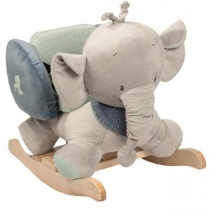 Nattou Jack the Elephant Rocker