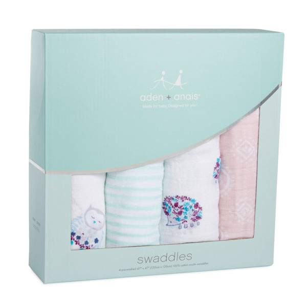 aden and anais thistle swaddle