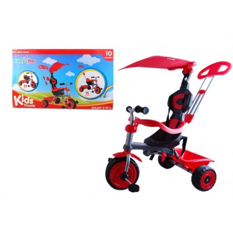 Trike Star Galaxy 3 in 1 Tricycle - Babyroad