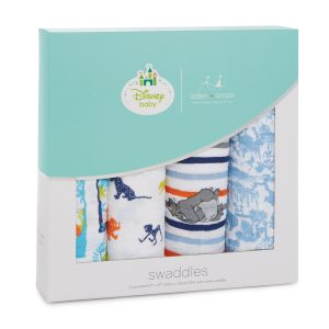 Aden + Anais Disney The Jungle Book Swaddles
