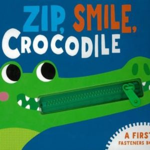Zip Smile Crocodile