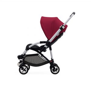 Bugaboo Bee5 Stroller Ruby Red Canopy