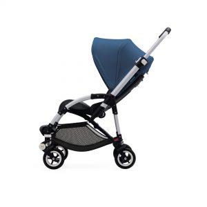 Bugaboo Bee5 Stroller Sky Blue Canopy
