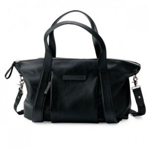 Bugaboo Storksak Leather Bag