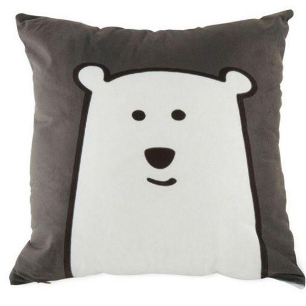Square Bear Cushion