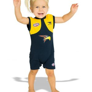 AFL West Coast Eagles Short Footysuit