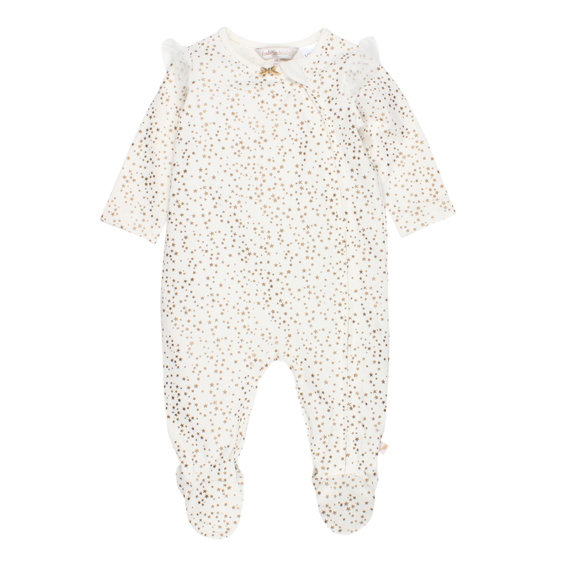 Fox & Finch Vegas Star Print Romper