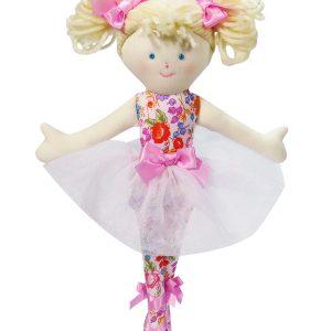 Kate Finn Bella Ballerina Rag Doll