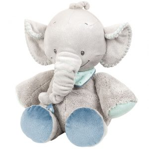 Nattou Cuddly Jack the Elephant