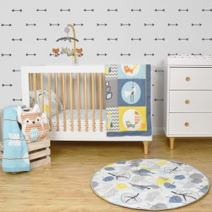 Lolli Living Woods 4 Piece Nursery Set