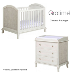 Grotime Chateau Nursery Package
