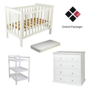 Bebe Care Oxford Nursery Package