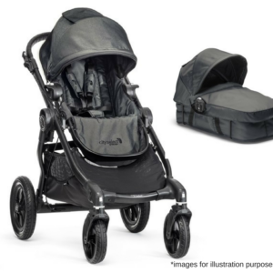 Baby Jogger City Select Pram & Bassinet