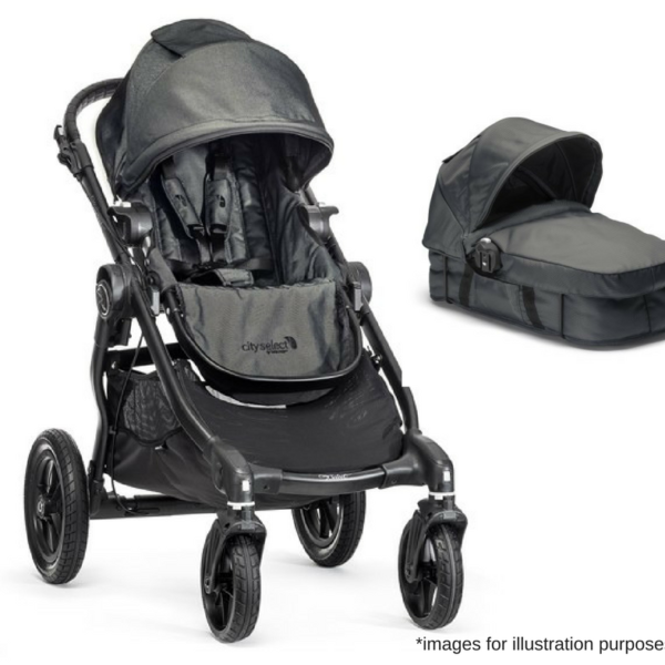 Baby Jogger City Select Pram & Bassinet
