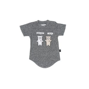 hux duo bear tshirt