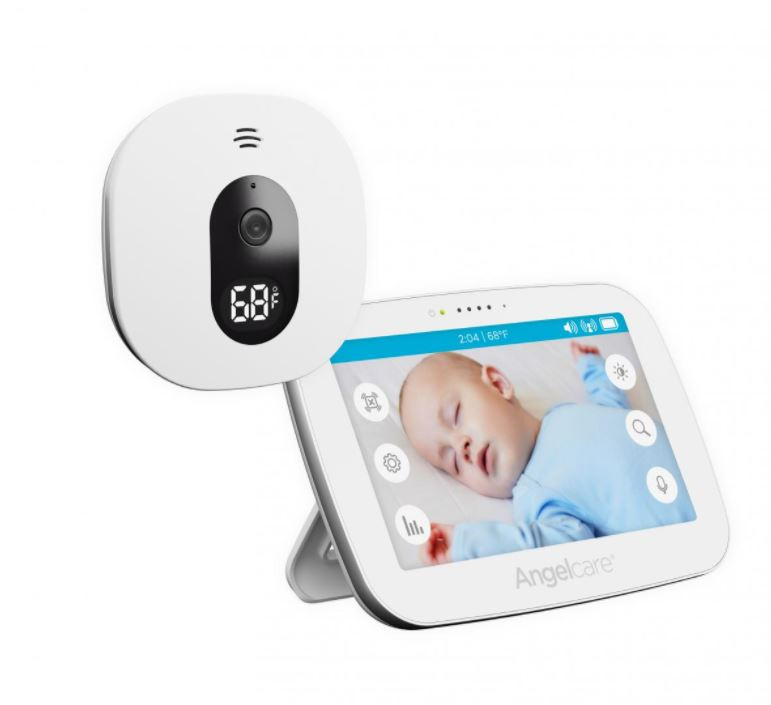 angelcare ac510 baby video monitor babyroad. Black Bedroom Furniture Sets. Home Design Ideas