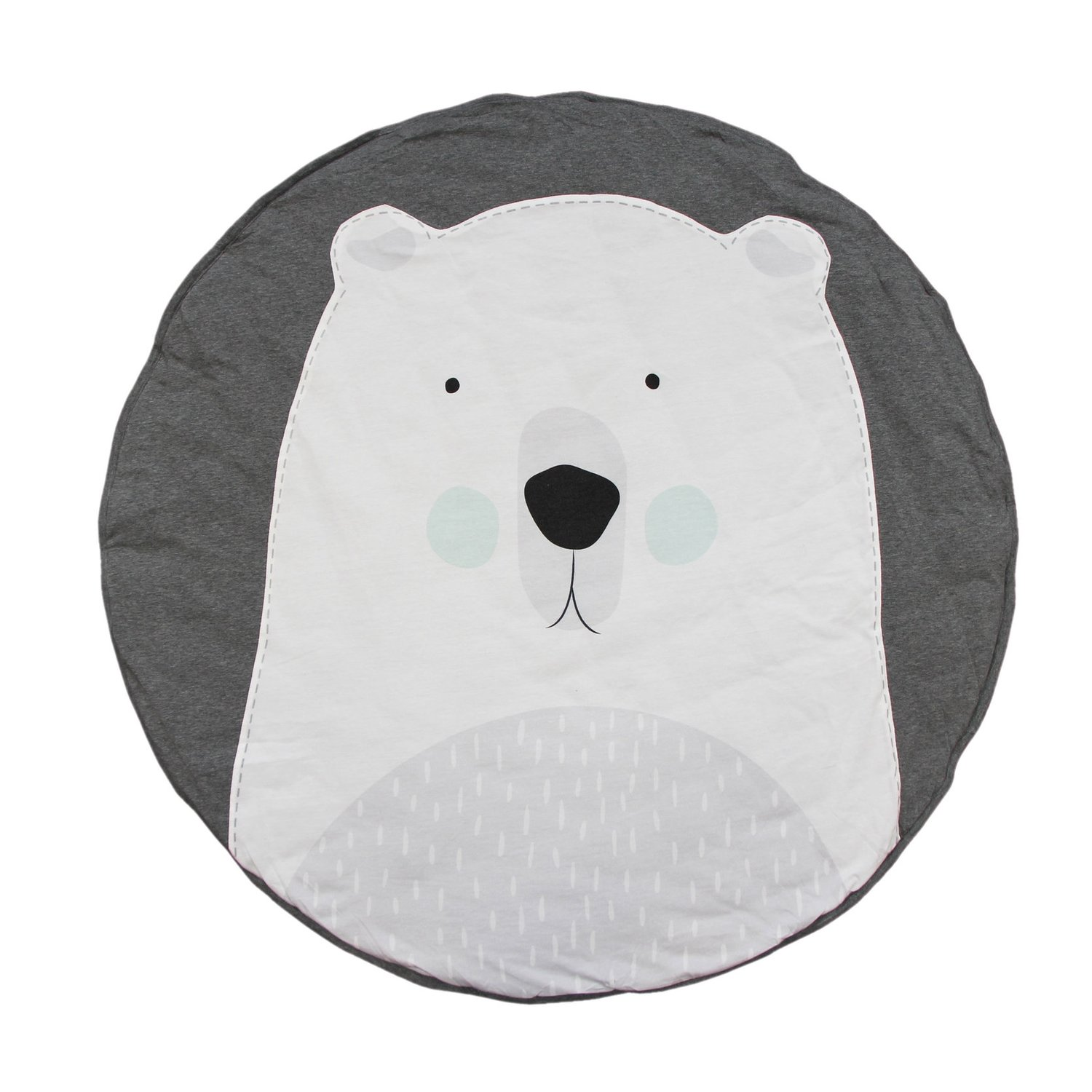 Mister Fly Polar Bear Playmat Babyroad