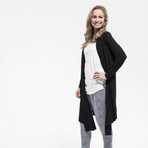 SRC Essentials Long Line Cardi
