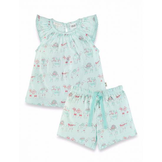 Purebaby Treasure Pyjamas
