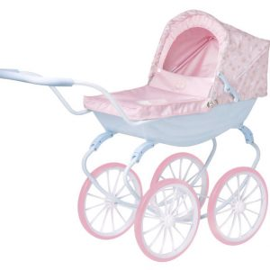 Baby Annabelle Vintage Carriage Dolls Pram