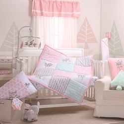 Little Haven Oh Deer Nursery Set