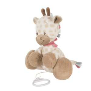 Nattou Musical Charlotte the Giraffe
