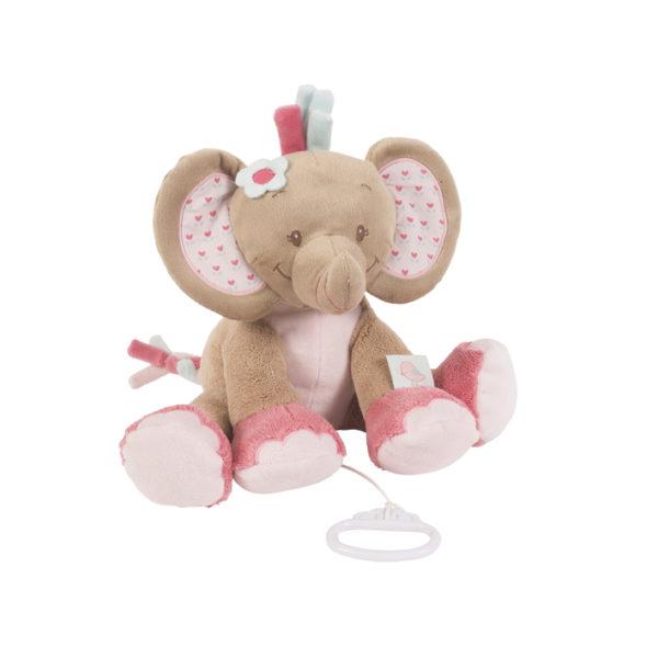 Nattou Musical Rose the Elephant