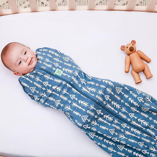 ergoCocoon Swaddle and Sleep Bag 1.0 tog