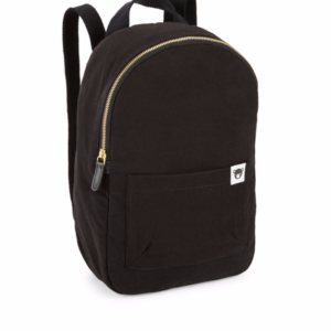 hux black backpack