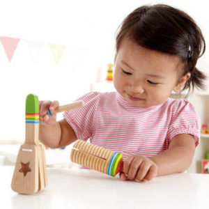Hape Early Melodies Rhythm Set