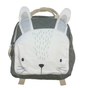 Mister Fly Grey Bunny Back Pack