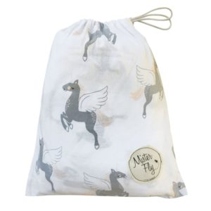Mister Fly Unicorn Fitted Sheet