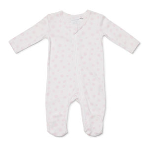 Marquise Pink Spot Zipsuit