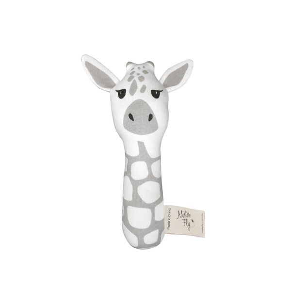 Mister Fly Giraffe Stick Rattle