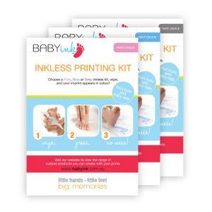 Baby Ink Inkless Printing Kit