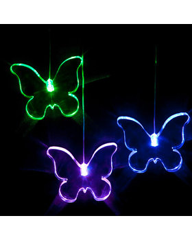 LED Mobile Butterflies